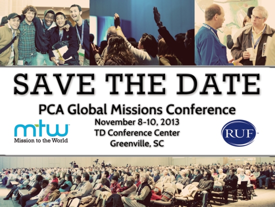 PCA Global Missions Conference