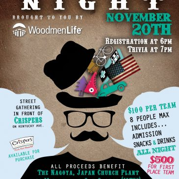 Woodmen of the World Trivia Night