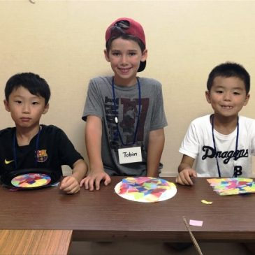 English Camp – Day 1