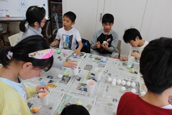 English Easter Outreach