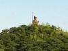 Buddhist Statue on Hill