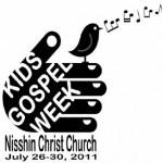Kid's Gospel Week