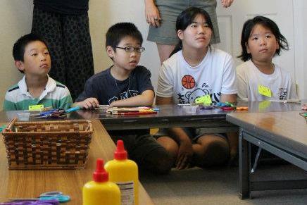 Kids Gospel Week 2012