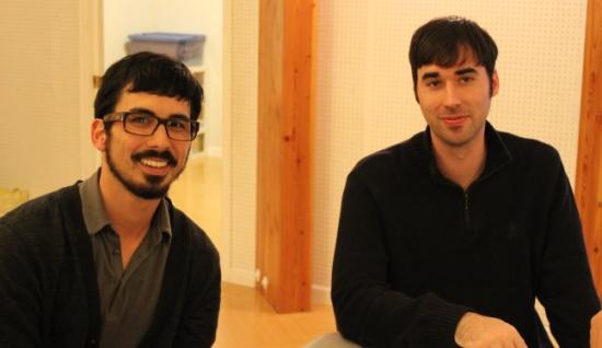 Jake and Michael
