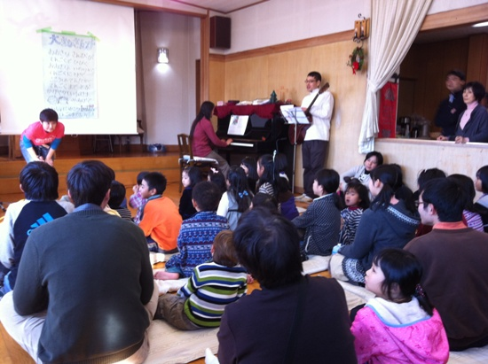 Learning a Praise Song
